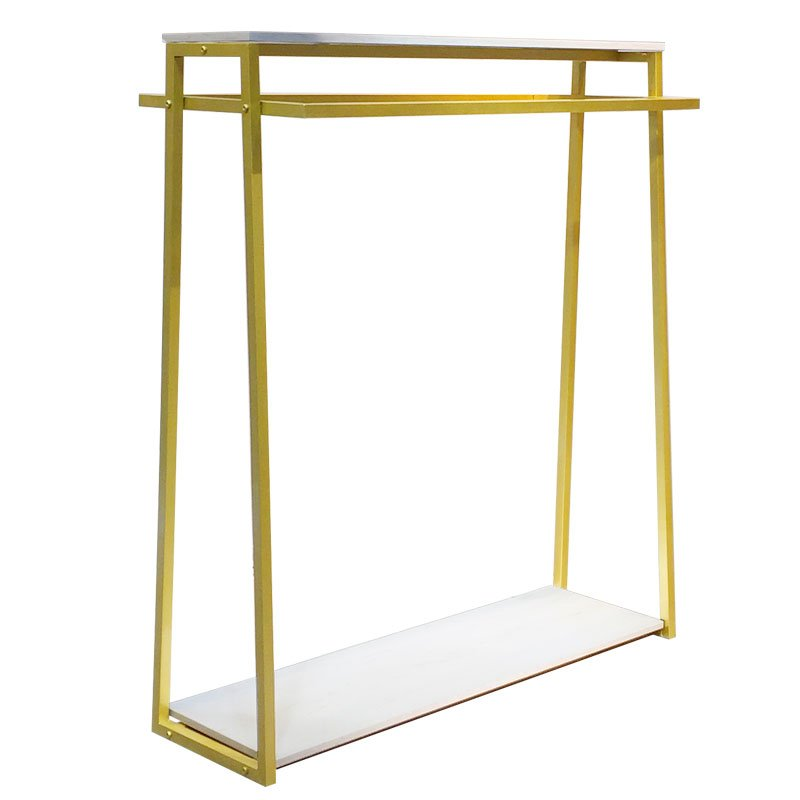 Garment Rack with Shelves for Hanging Clothes 5