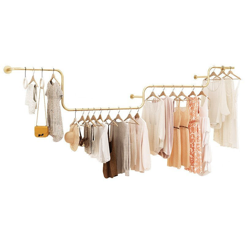 Rolling Clothing Rack for Hanging Clothes 5